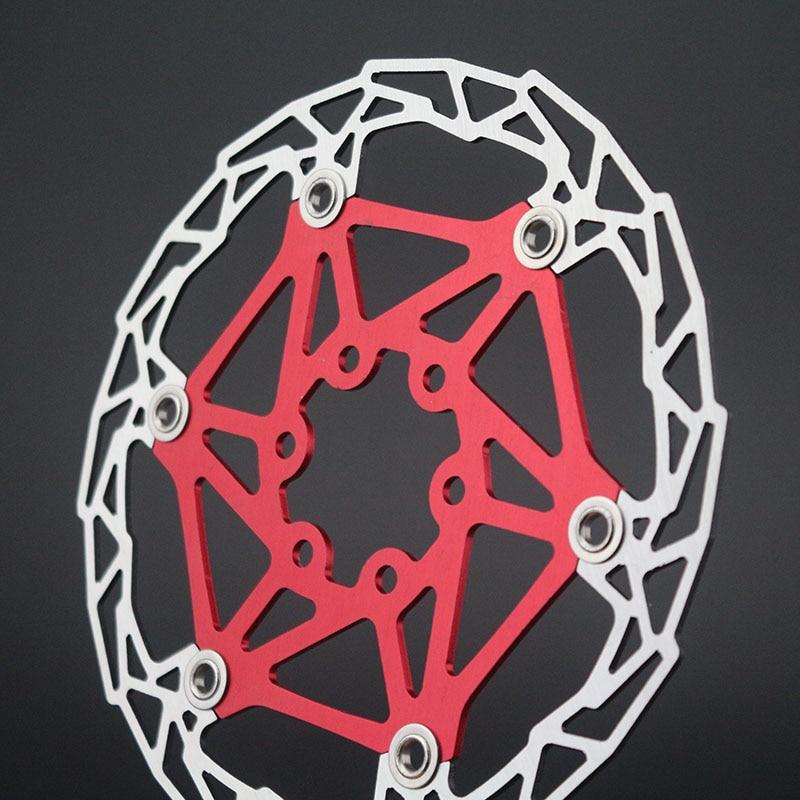 Bicycle Disc <font><b>Brake</b></font> MTB Bike Rotor Disc 160 Diameter Cycling Hydraulic Disc <font><b>Brake</b></font>