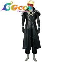 Darmowa Wysyłka Cosplay Costume Final Fantasy 7 Sephiroth CGCOS Deluxe Nowego w Magazynie Halloween Christmas Party Uniform