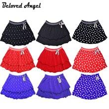 2018 Baby Kids Girls Tutu Skirt Party Weeding Christmas Ball Gown Princess Children Skirt New Year Cute Clothes Pettiskirt недорого