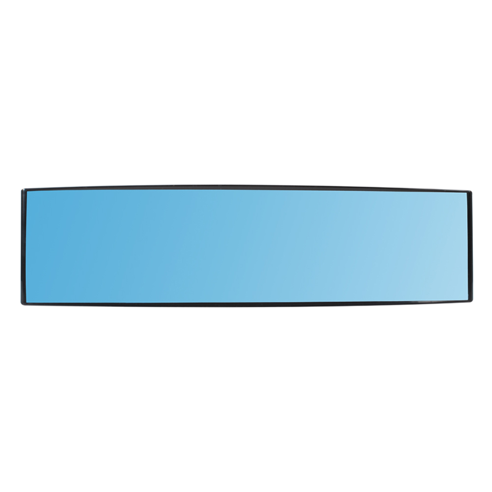 Car Wide Angle Rearview Mirror Large Vision Car Glare