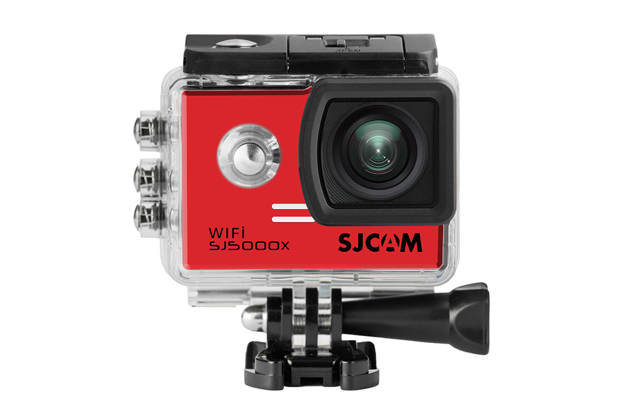 Ursprüngliche SJCAM SJ5000X Elite 4K 24fps 2K - Kamera und Foto