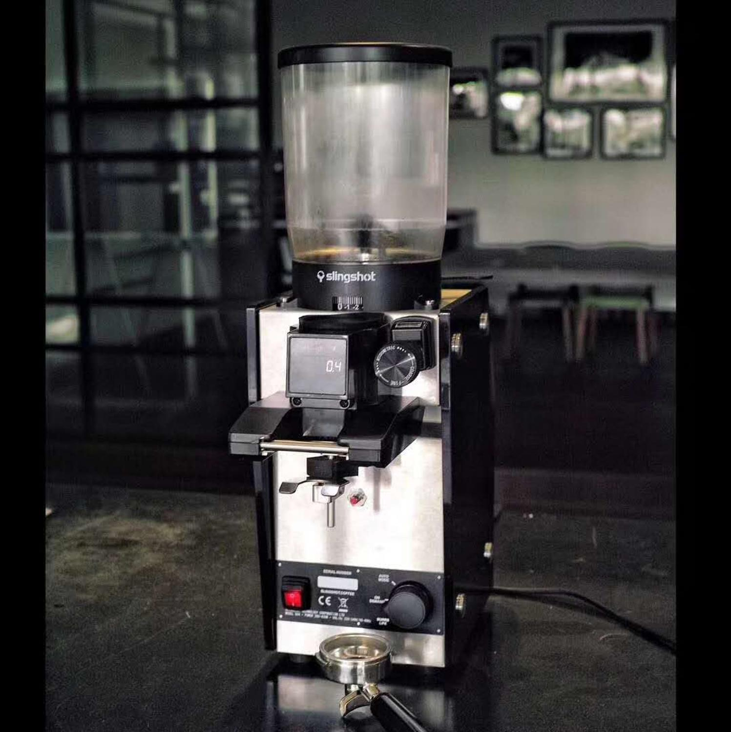 Slingshot  S64 flat or C68 conical knife Cone Knife Electric Beans Grinding Machine Coffee Bean Grinding Machine RPM Motors & Ma Coffee Makers     - title=