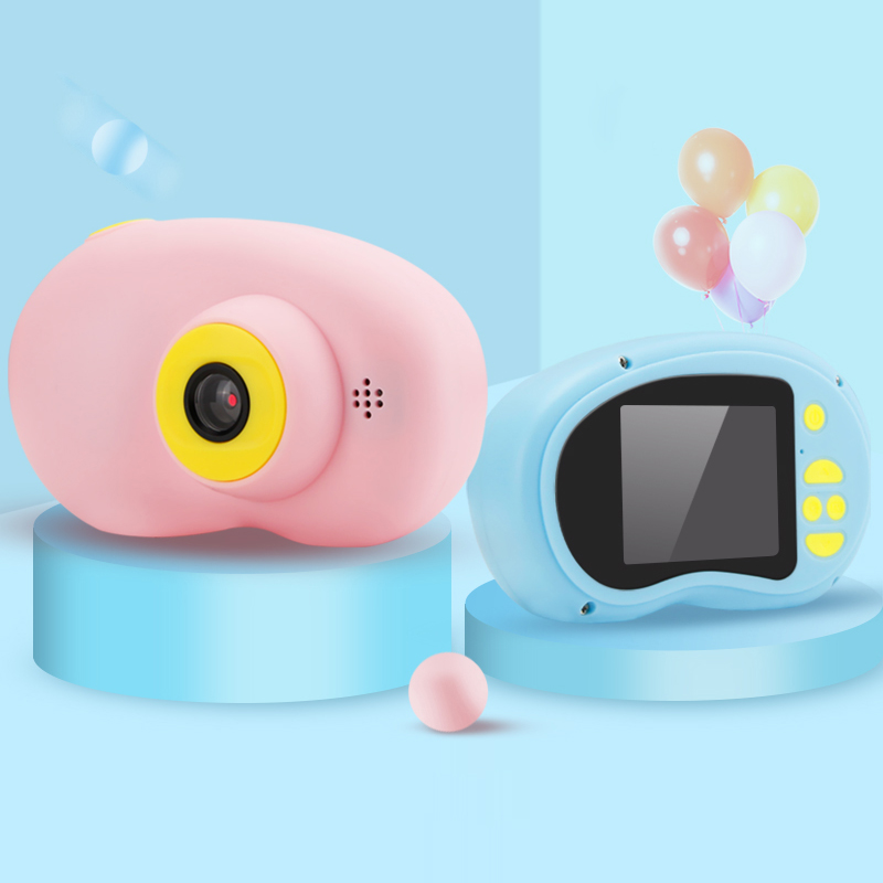 Camcorder Toy-Camera Take-Picture Video 2-Color Mini Children Cute 1080P Toys X8