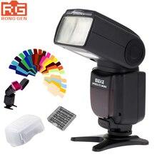 Meike MK950 MK950II-C TTL flash speedlite para Canon EOS 5DII 6D 7D 50D 60D 70D 550D 600D 650D 700D 1000D 1100D 1200D 1300D 580EX