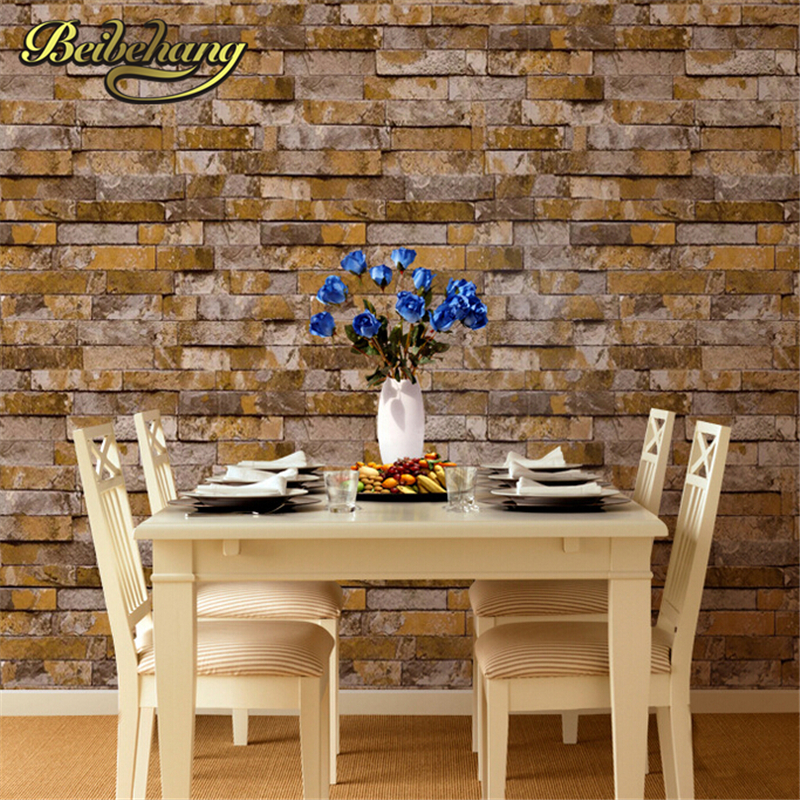Beibehang chinese vintage style wallpaper popular wood for Wallpaper home vintage