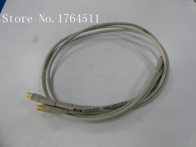 [BELLA] Imported ORIGINAL ORIGINAL 5061-5458 CABLE Dual SMA Male Head Test Length 1 Meters