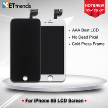 5PCS/LOT AAA+ LCD for iPhone 6S LCD Display Screen Touch Glass Screen Digitizer Assembly Replacement  DHL free shipping