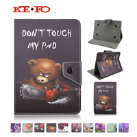 Free Flim For ZXC Z7 MTK8377 7 Inch Tablet Universal PU Leather Book Cover Case Tablet