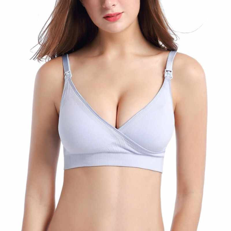 3c0215ae61 Detail Feedback Questions about Maternity Nursing bra Maternity Breast  Feeding Bra For Pregnant Women Nursing Clothes on Aliexpress.com