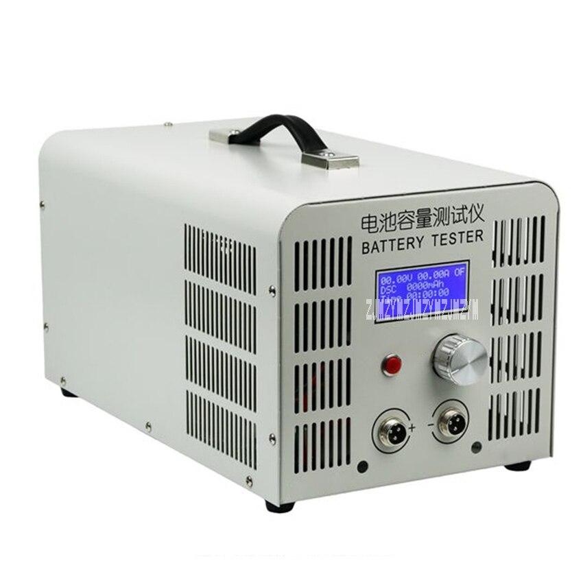 Nouveau testeur de capacité de batterie de EBD-B10H 0.5-10A testeur de décharge 12-72 V testeur de capacité de batterie au Lithium au plomb-acide 100-240 V 880 W