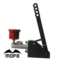 MOFE Racing SPECIAL OFFER HIGH QUALITY 0 75 INCH Master Cylinder Vertical Aluminum Drift Hydraulic Handbrake