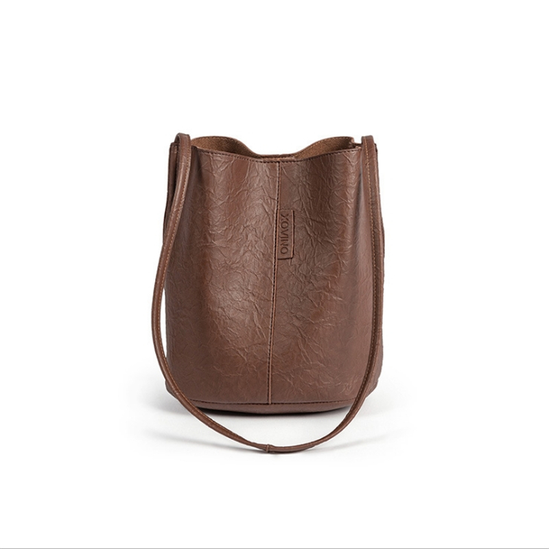 Ladies Hand Bags For Women 2019 Messenger Bag PU Leather Female Shoulder Bag Crossbody Purses And Handbags Womens Bucket Bags  Ladies Hand Bags For Women 2019 Messenger Bag PU Leather Female Shoulder Bag Crossbody Purses And Handbags Womens Bucket Bags