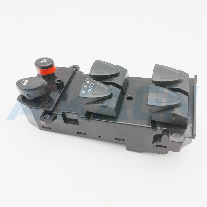 New 35750-SNV-H51 Black Electric Power Window Switch Car <font><b>Door</b></font> Power Casement Glass Switch for Ci vic FA1 image