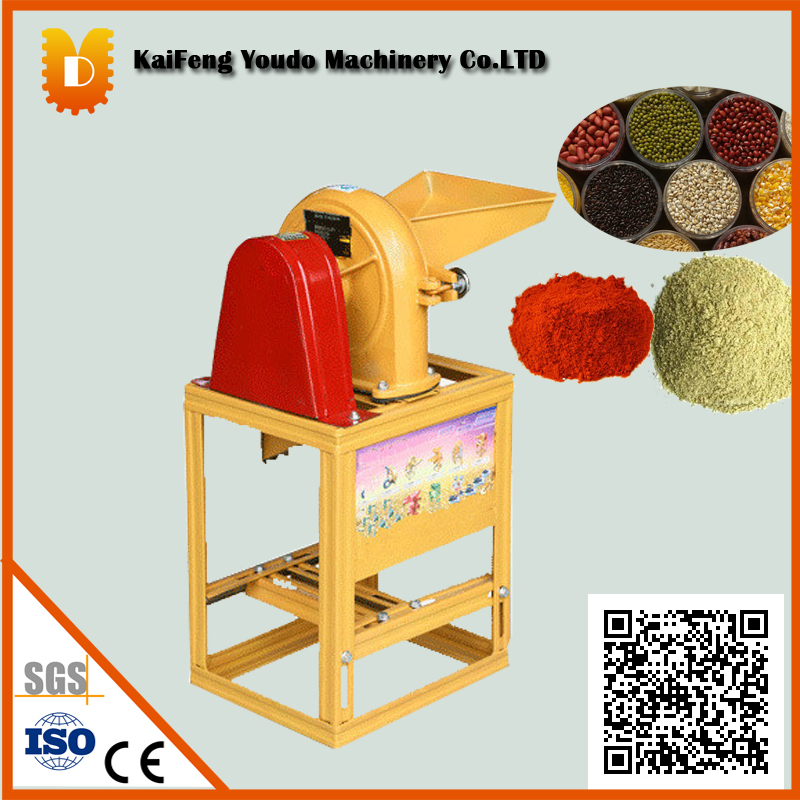 UD9FZ-19 Small feed mill/Grain crushing machine/Tooth claw feed mill unconventional available feed resource utilization for small ruminants