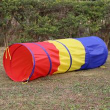 Toys Crawling-Tunnel The-Tent Baby Play Outdoor Kids Children Toy-Tube Birthday-Gift