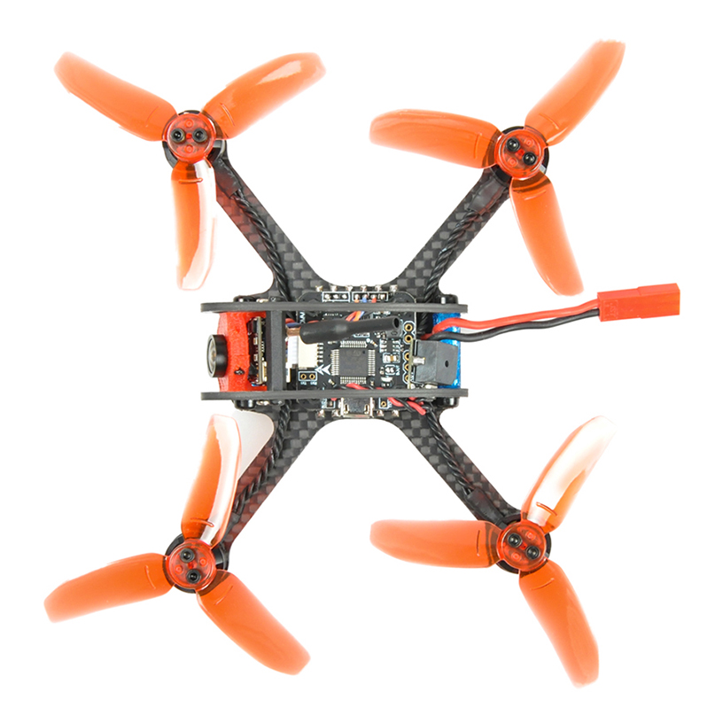 Leader-120 120mm Carbon Fiber DIY Mini FPV Racer Quadrocopter Drone Camera OSD F3 Brushless BNF Combo Set jmt leader 120 120mm carbon fiber diy mini fpv racing quadcopter receiver drone camera osd f3 brushless bnf combo set