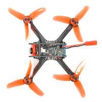 Leader 120 120mm en Fiber de carbone bricolage Mini FPV Racer Quadrocopter Drone caméra OSD F3 sans brosse BNF Combo ensemble