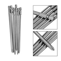 hot-6-pieces-shank-14-inch-s2-alloy-steel-150mm-long-magnetic-hex-for-cross-head-screwdriver-bits-set-ph1-ph2-screw-driver