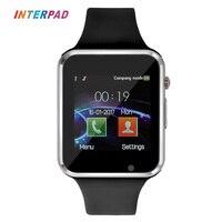 Bluetooth Smart Watch A1 Support Camera SIM TF Card Passometer Smartwatch For Xiaomi Huawei Andriod Phone Send Free Flim Pk Gt08