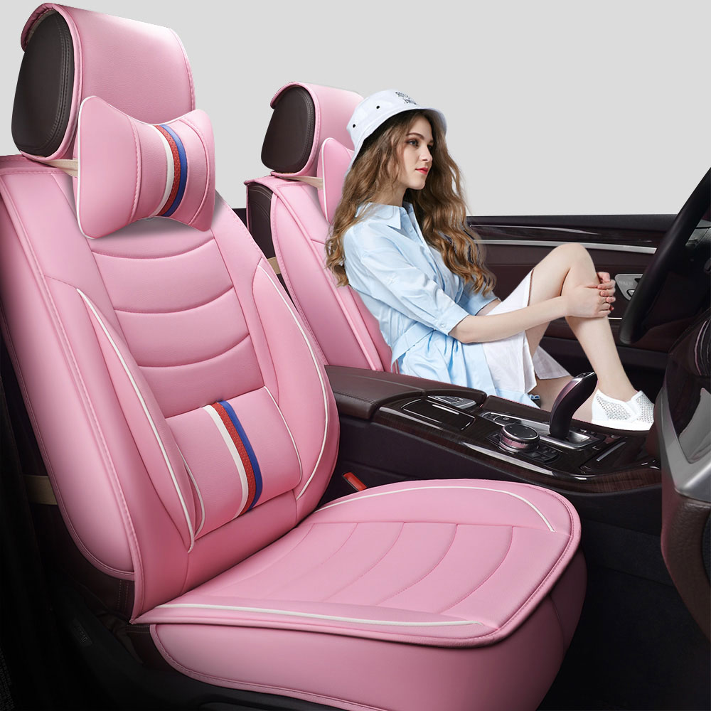 medium resolution of leather car seat cover covers protector auto cushion for lincoln mks mkx mkc mkz saab 93 95 97 chery a3 a5 cowin e5 tiggo 3 5 7 in automobiles seat covers