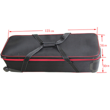 Camera Accessories Camera Large Bag Studio Flash Light Stand Tripod Bag For Light stand Carry Camera Lighting Stand Bag NO00DC