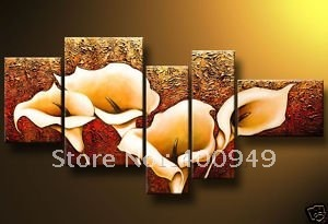 High Quality Modern Abstract Oil Painting on Canvas Art group oil paintings home decoration DY-006 picture on wall