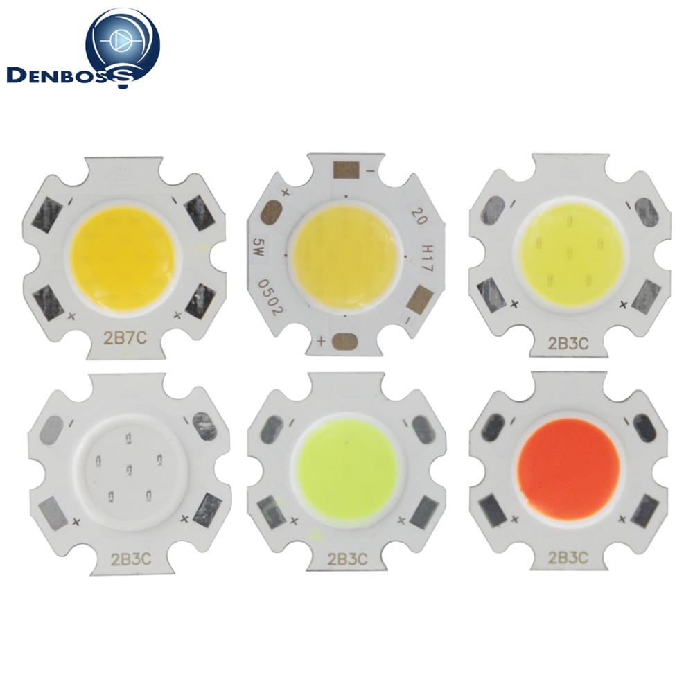 Большая Акция 2011 20 мм круглый светодиодный источник света удара модуль 3 Вт 5 Вт 7 Вт Теплый Природа Белый R G B удара шарика флип чипы для пятно ...