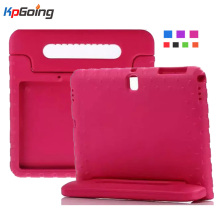 For Samsung Galaxy Tab S 10.5 Case Kids T800 T805 Shockproof EVA Foam Protective Cover For Samsung Tab S 10.5 SM-T800 Kids Stand bk800 64 key bluetooth v3 0 keyboard w detachable pu case for samsung tab s t800 805 red