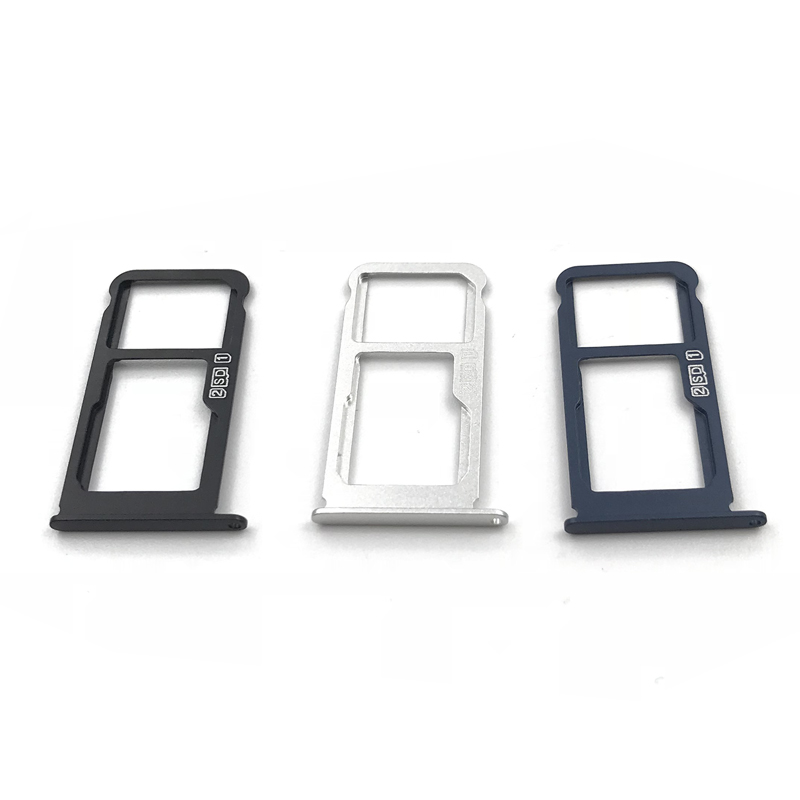New  SIM Card Tray Slot Holder Adapter For Nokia X6/ 6.1 Plus TA-1099/1103 Replacement Part