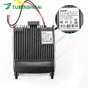 Image 3 - חדש TYT TH 9800 בתוספת 50W Quad Band Dual משחזר רכב רדיו חם + תכנות כבל + תוכנה