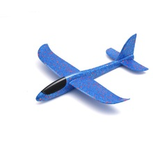 Day-Party-Supplies Airplane Gift Children's Game for 30cm Kid Toy Hand-Throwing Foam