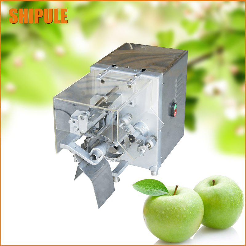New Commercial Stainless Steel Apple Peeler Cutter Slicer Corer Peels Cores Slices Apple Fruit Paring Knife Kitchen Tool gqd kie 001 stainless steel kiwi slicer cutter rind removal tool silver