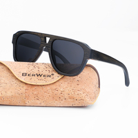 9e9b3cae6 BerWer Retro Wood Sunglasses Men Bamboo Sunglass Women Brand Design Sport  Sun Glasses Shades Oculos