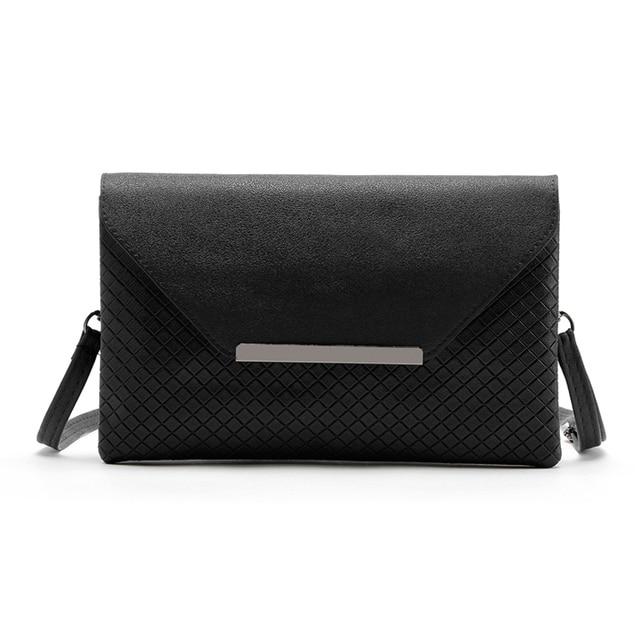 Fashion 2017 Designer Women Messenger Bags Females Small Bag Leather Crossbody Shoulder Bag Bolsas Femininas Sac A Main Bolsos