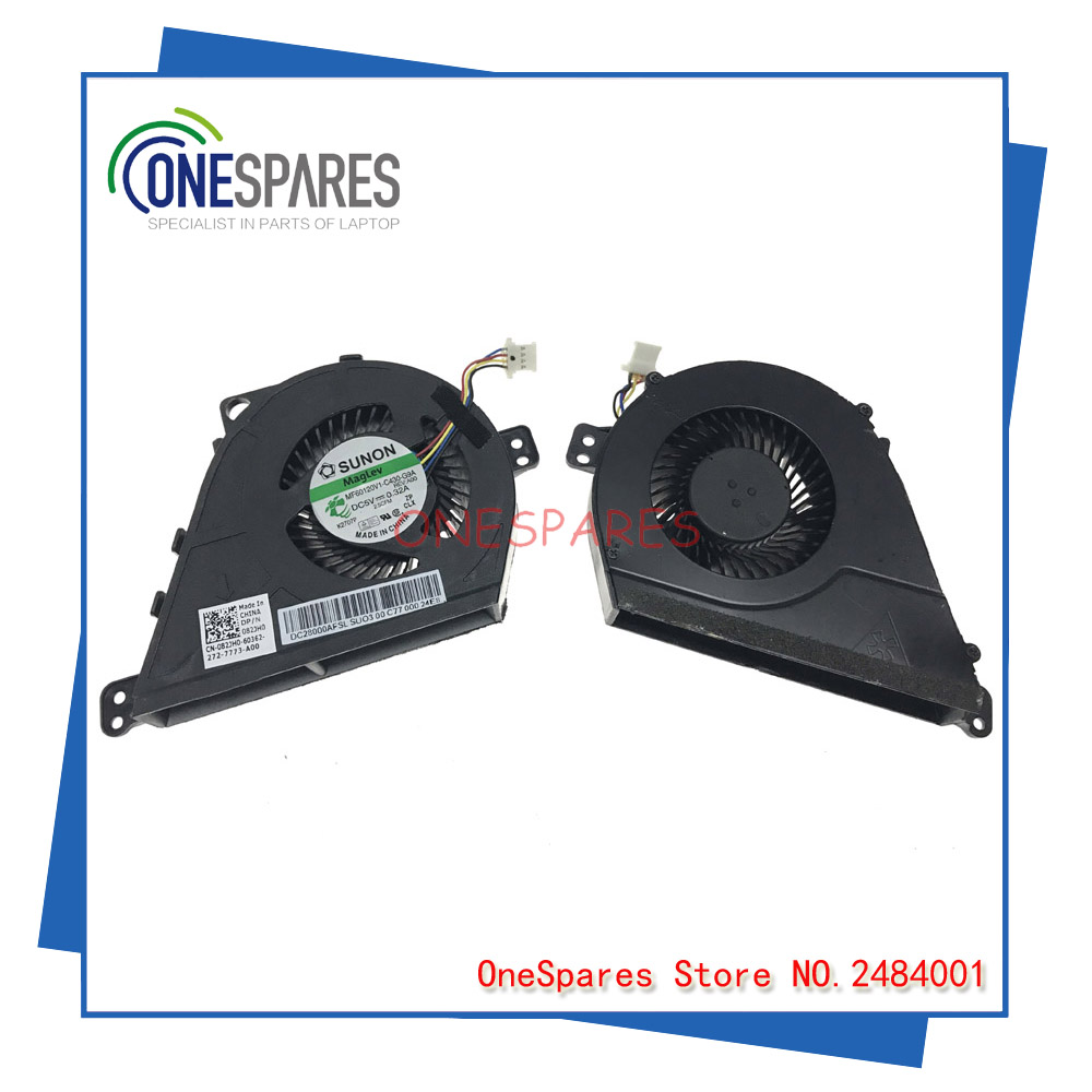 New Original Laptop CPU Cooler Cooler <font><b>Fan</b></font> Replacement For <font><b>Dell</b></font> <font><b>Latitude</b></font> <font><b>E5430</b></font> Series <font><b>FAN</b></font> 82JH0 082JH0 MF60120V1-C430-G9A image