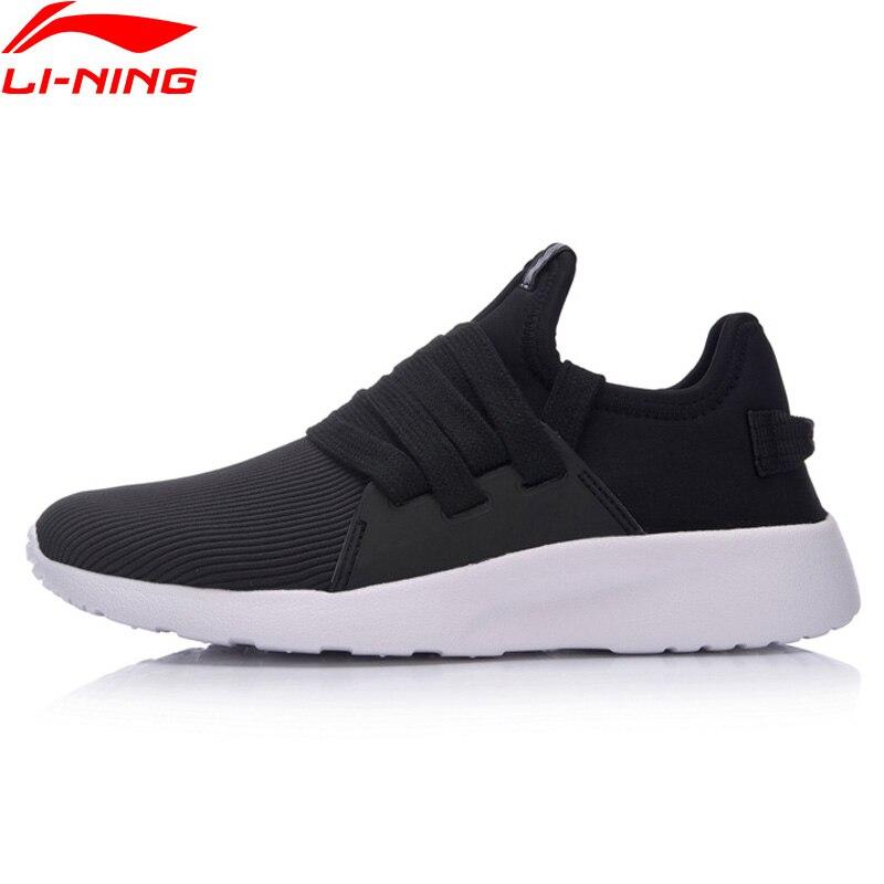 Li-Ning Women Sports Life Entrylist U300 Walking Shoes Leisure LiNing Sports Shoes Breathable Sneakers GLKM102 YXB098