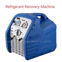 Tragbare Kältemittel Recovery Maschine Mini Kälte Recovery Einheiten VRR12L konform AC 220 V