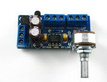 Processador de Áudio estéreo BTL para Conversor Adaptador XLR Balance Board Kit DIY