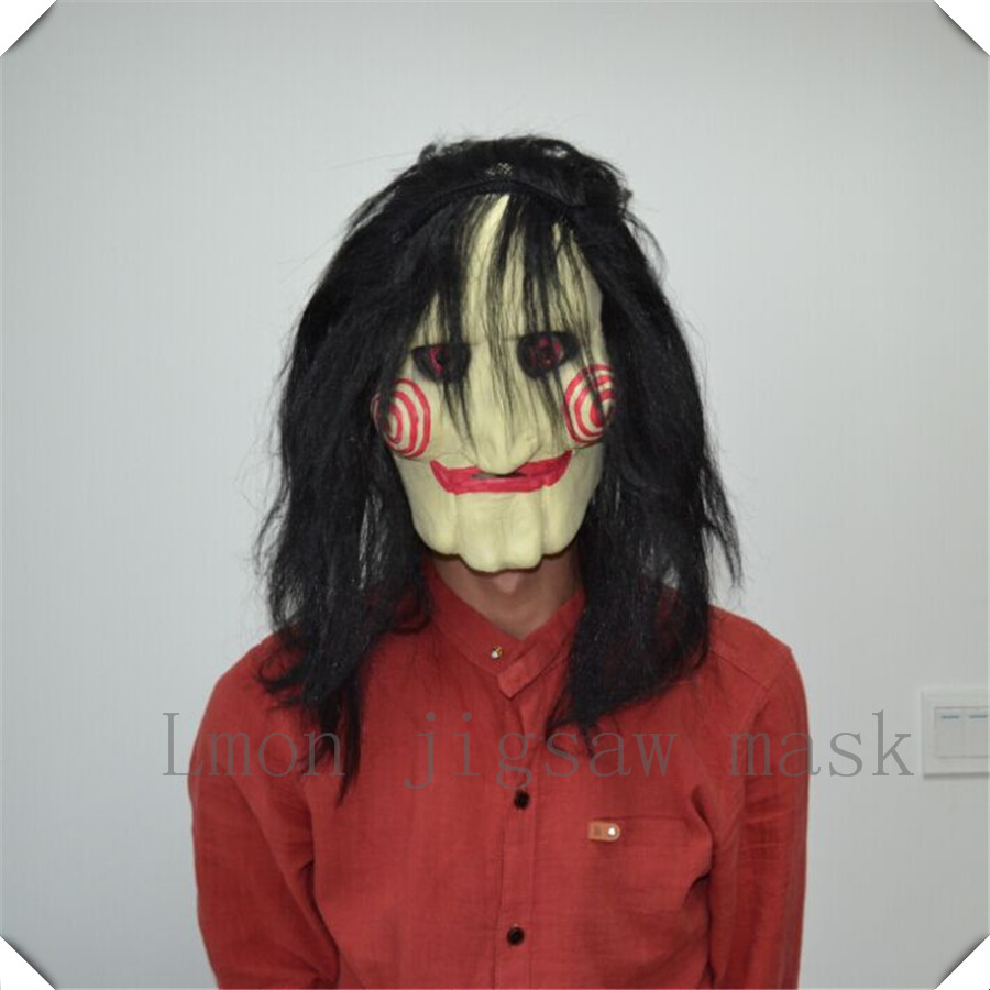 Compare Prices on Jigsaw Halloween Mask- Online Shopping/Buy Low ...