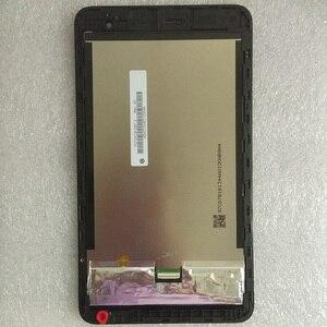 Image 5 - Lcd dorigine avec cadre pour Huawei Honor Mediapad T1 7.0 T1 701 T1 701U T1 701U écran LCD avec écran tactile numériseur