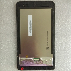 Image 5 - Original lcd with frame For Huawei Honor Mediapad T1 7.0 T1 701 T1 701U T1 701U LCD display with touch screen digitizer assembly