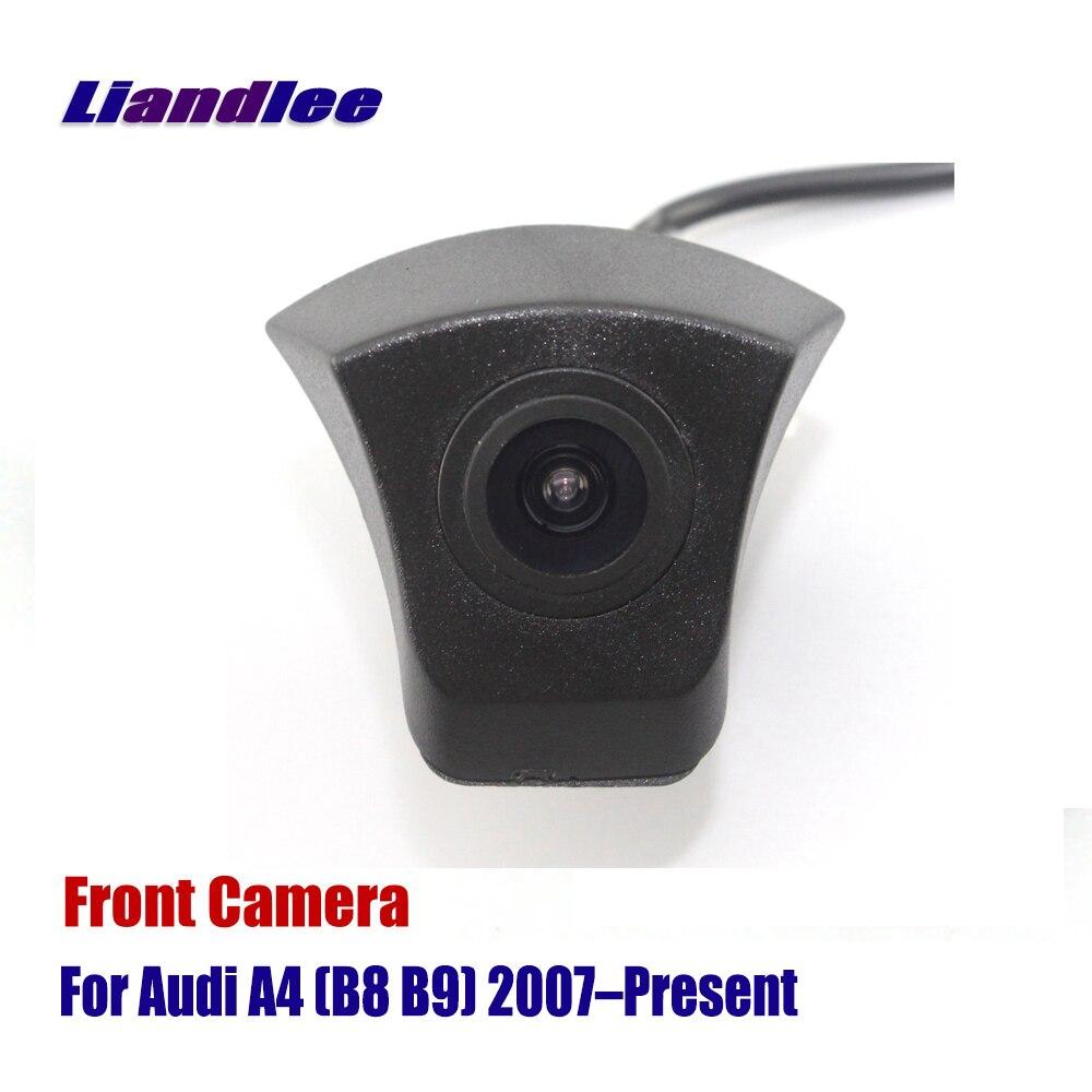 Câmera de visão frontal do carro da came automática para audi a4 (b8 b9) 2007-presente 2018 2017 (não câmera de estacionamento traseira reversa)