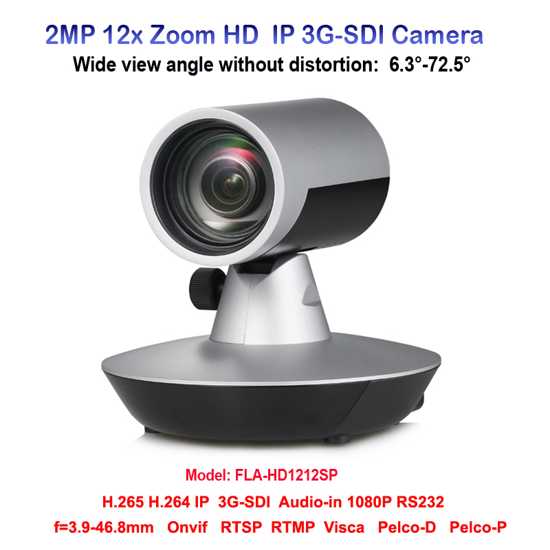 2MP Wide Angle View SDI IP Network Video Audio Conference All-in-one Camera with 12x Optical Zoom 2mp hdmi full hd broadcast 12x zoom ptz video conference camera audio with ip usb2 0 usb3 0 interface