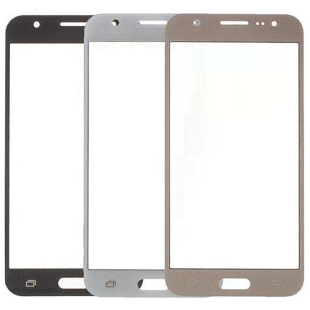 For Samsung Galaxy J5 2015 J500 J500F Front Outer Glass Lens Replacement
