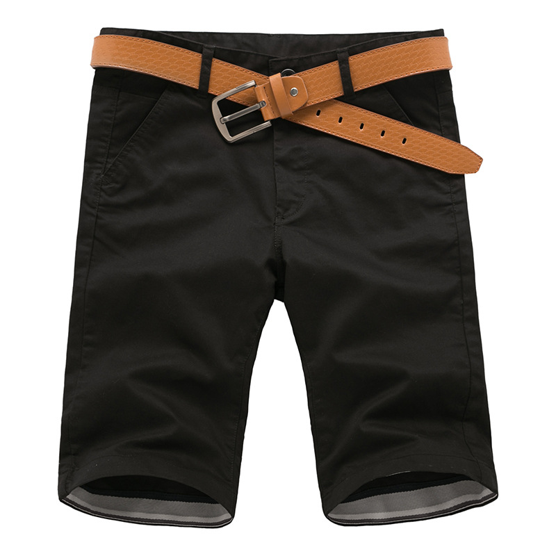 Casual Mens Shorts Summer Male Cotton Bermuda Cargo Short Pants Military Men Army Trousers Fashion Quality Breeches