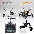 Rodeo 150 Devo Walkera 7 Drone FPV Control Remoto DIY Racing con Cámara 600TVL Gafas 4 Gafas vs DJI mavic Pro Fantasma 4