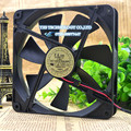 140*140*25mm Power supply fan D14BH-12 quiet cooling fan DC12V  0.7A