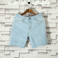 summer new denim jeans shorts mens5xl men short big size white fluffy cat cowboy male shorts male