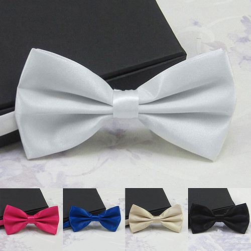Fashion Men Adjustable Formal Party Wedding Business Tuxedo Bowtie Bow Tie