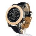 Luxury 2017 BOBO BIRD Mechanical Watches Men Maple Wood Watch Leather Strap Wristwatches relogio masculino C-M07